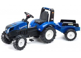 Трактор педальный Falk New Holland 3090B