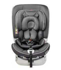 Автокрісло Caretero Yoga Isofix Graphite