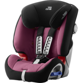 Автокресло Britax-Romer Multi-Tech III (Wine Rose)