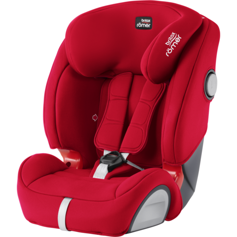 Автокресло BRITAX-ROMER Evolva 123 SL Sict Fire Red