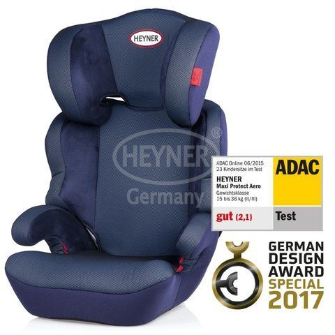 Автокресло HEYNER MaxiProtect AERO SP Cosmic Blue