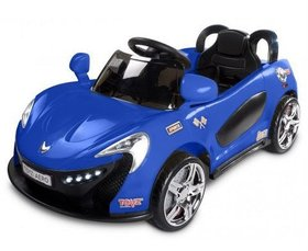 Электромобиль Caretero Aero (blue)