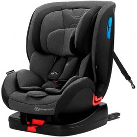 Автокрісло Kinderkraft Vado Black